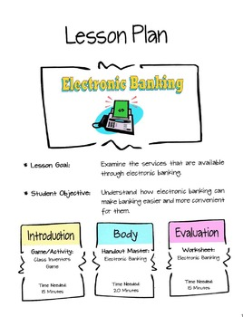 Electronic Banking Lesson