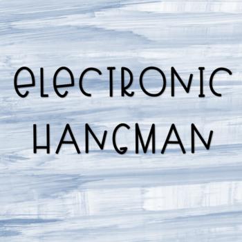 Electronic Elementary Hangman