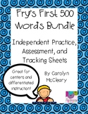 Electronic Fry's Sight Word Flashcards for Practice or Intervention