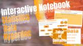 Statistics/Data - HyperDoc (Interactive) Notebook