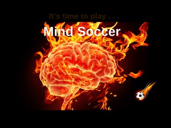 Electronic Mind Soccer PowerPoint