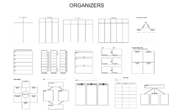 Electronic Organizers for Word and Smart Notebook