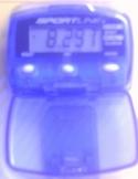 Electronic Pedometer