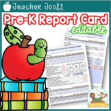 Electronic Report Card for Preschool and Pre-K