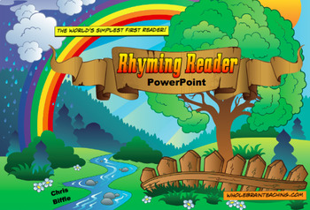 Electronic Rhyming Reader