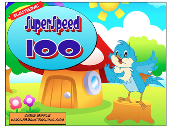 Electronic Super Speed 100