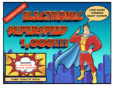 Electronic Super Speed 1000