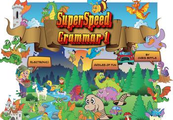 Electronic Super Speed Grammar