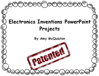 Electronics Inventions PowerPoint Project