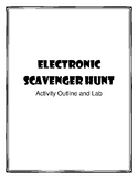 STEM Electronics Scavenger Hunt Science Lab