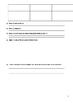 Electronics year 9 Circuit sheet