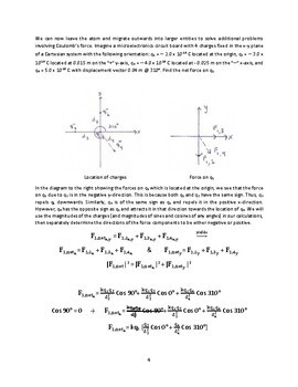 Electrons & Charges - Coulomb's Law