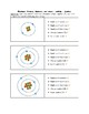 Electrons, Protons, Neutrons, and Atoms - Activity