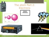Electrons, light, and electron configuration unit powerpoi