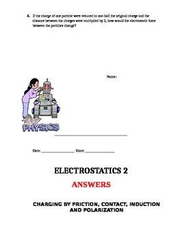 Electrostatics 2