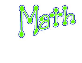 Math on My Mind Banner