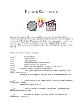 Element Commercial Project