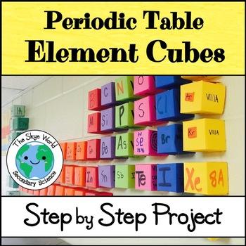Element Cube Project