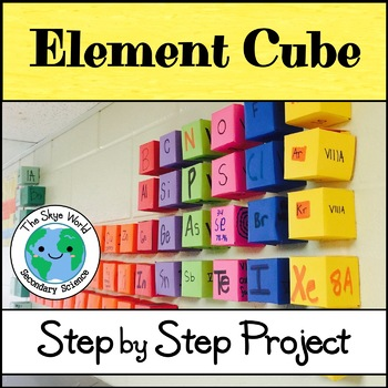 Element Cube Project