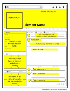 Element Facebook Page