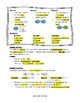 Element, Molecule, & Compound Notes with Chemical Reactions Notes