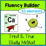 Element Name and Symbol Fluency Builder