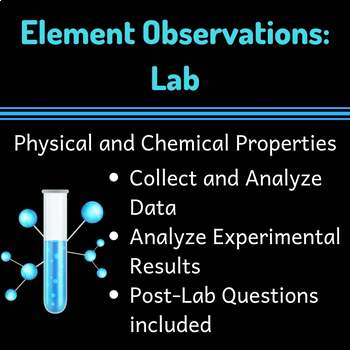 Element Observations: Lab