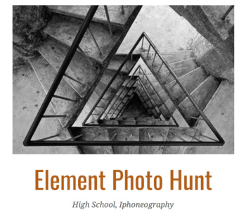 Element Photo Hunt