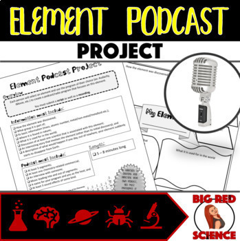 Element Podcast Project