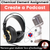 Chemical Element Podcast Project