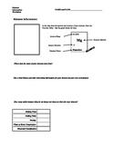 Element Primer Worksheet