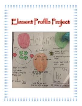 Element Profile Project