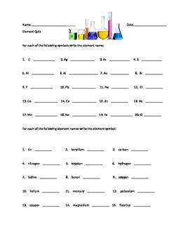 Element Quiz