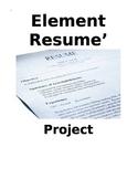 Element Resume