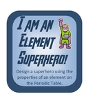 Element Superhero Project- Periodic Table research