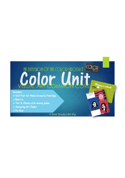Element of Art: Color Unit
