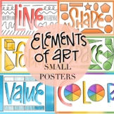 Element of Art Posters by Taracotta Sunrise