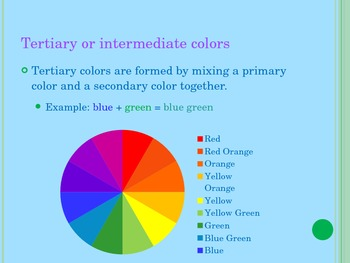 Element of Color Power Point