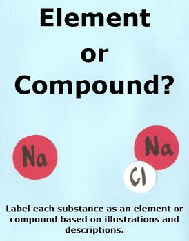 Element or Compound?