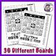 Elemental My Dear Watson Bingo - MS/HS Science Topic Periodic Table & Elements