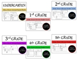 Elementary Alabama Alternate Achievement Standards Checkli