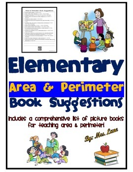 Elementary Area & Perimeter Book Suggestions