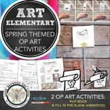 Elementary Art Creating Animation Through Optical Illusion