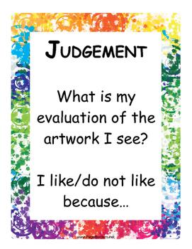 Elementary Art Critique