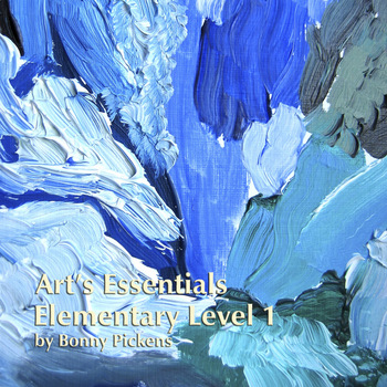 Elementary Art Essentials-Grade Level 1-Lesson Plans, Class Notes, PPT's