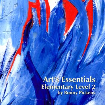 Elementary Art Essentials-Grade Level 2-Student Activity Book