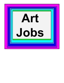 Elementary Art Jobs
