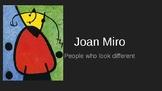 Elementary Art Lesson - Joan Miro