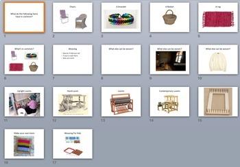 Elementary Art Lesson Plan. Weaving Scarecrows Lesson Plans