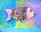 Elementary Art Lesson: The Rainbow Fish